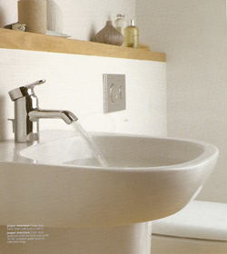Save Water In The Bathroom - Bathroom Installation Bolton
