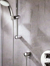 Grotherm 1000 thermostatic shower